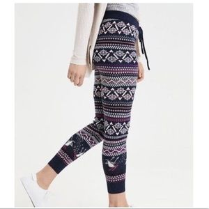 9fda7d6f90a66 American Eagle Outfitters Pants - AE Ahh-Mazingly Soft Sweater Leggings
